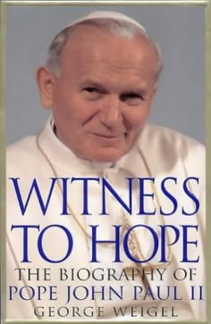 When the Holy Father first asked George Weigel to write his biography he said, You have the interior disposition to do this. International Bible, University Of Wales, Pope John Paul Ii, Political Figures, Every Day Book, Book Summaries, Best Selling Books, Christian Faith, Nonfiction Books
