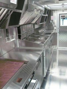 . Mini Food Truck, Food Truck For Sale, Food C, Food Menu, Food Trailer, Concession Trailer, Food Truck Interior, Mobile Food Trucks, Mobile Catering