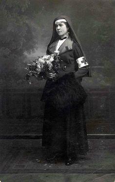 Romanian nurse