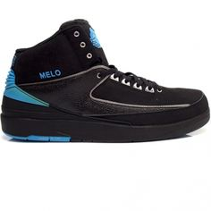 53da3810b4b5 the Air Jordan 2 high tops and low tops were very stylish