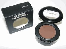 MAC: Brown Down Eyeshadow. I use this to fill in my eyebrows.