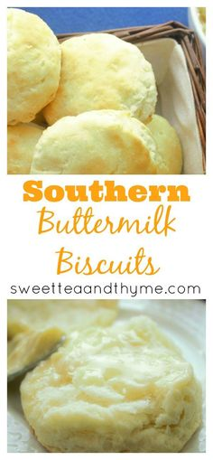 This recipe shares the secrets to flaky, fluffy, tall, Southern buttermilk biscuits with a short list of simple ingredients. In less than 30 minutes, you'll have a beautiful batch of biscuits.
