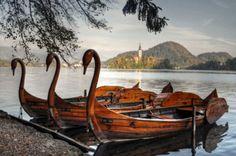 Incredible boats - Slovenia