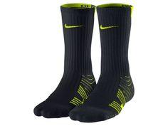 Nike Dri-FIT Performance Crew Football Socks (Extra Large/2 Pair) - $25.00