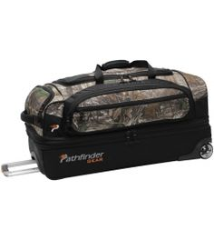 Pathfinder Gear-Up Realtree X-tra 36in Drop Bottom Duffel  #patherfinder #luggage #travel #realtree #camo #luggagefactory   http://www.luggagefactory.com/pathfinder-luggage