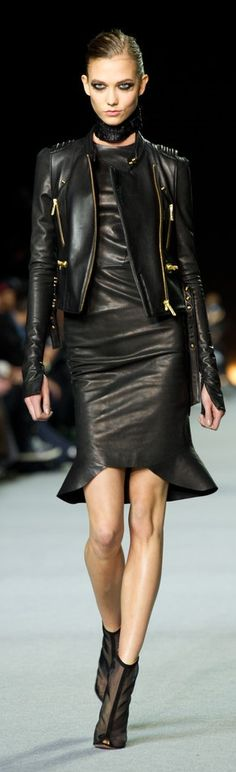 Kanye West RTW Collection Fall 2012