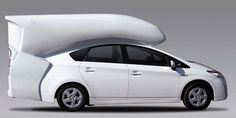 Prius camper...I thought this was a joke when I first saw it.
