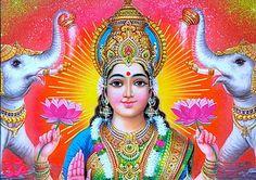 #Lakshmi the goddess of Light,Hope, Prosperity and Health