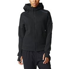 adidas Women's ZNE Hoodie ** Read more reviews of the product by visiting the link on the image. (This is an affiliate link) #SweatshirtsHoodies