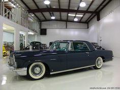 DANIEL SCHMITT & CO CLASSIC CAR GALLERY PRESENTS: 1956 CONTINENTAL MARK II 2-DOOR HARDTOP
