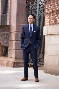 French Connection Navy Suit Men's Clothing New With Tags Easy And Simple To Handle