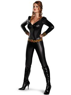 Black Widow Bustier Costume | Wholesale TV & Movie Costumes for adults