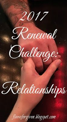 2017 Renewal Challenge: Relationships
