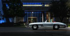 Mercedes Benz by Dale Martin
