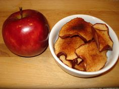 360 Family Nutrition: Chewy Apple Chips