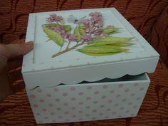 Cajas Artesanales: Arte Francés Cristal - $ 250,00 en MercadoLibre