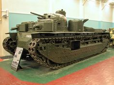 Bovington_Vickers_A1E1_Independent