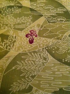 From my collection of Japanese fabric........v