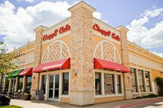 Chapps Café has 7 locations in the DFW metro area that serve 1/2 pound burgers made with 100% all-natural Nolan Ryan beef.