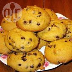 Foto della ricetta: Biscotti alla zucca e cioccolato