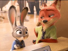 Disney, Movies, Music And More — Zootopia #Zootopia #disney