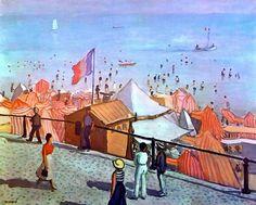 Albert Marquet - Les sables d'Olonne