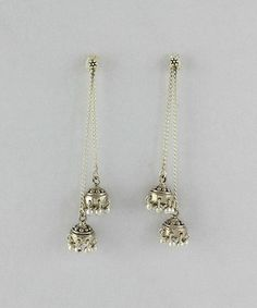 Another great find on #zulily! Sterling Silver Dangle Drop Earrings #zulilyfinds..http://www.zulily.com/invite/cgaebel557