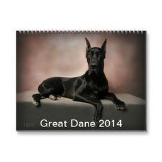 Great Dane 2014 Calendar