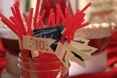 A Perfect Event. Drink Tags, Horse Party, Brown Paper, American Idol, Birthday Parties, Gift Wrapping, Flags, Kids, Events