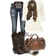 Untitled #318, created by sherri-leger on Polyvore
