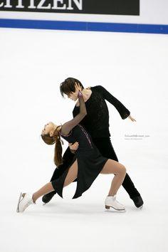 Ice Dance FD Practice - Ho Jung LEE(@315hojung) / Richard Kang In KAM
