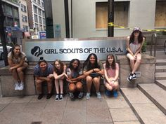 The Last Lap: How Troop 1219 Ran the Girl Scout Race Together