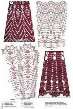 Fabulous Crochet a Little Black Crochet Dress Ideas. Georgeous Crochet a Little Black Crochet Dress Ideas. Poncho Au Crochet, Crochet Skirt Pattern, Crochet Skirts, Crochet Diagram, Crochet Stitches Patterns, Crochet Chart, Crochet Motif, Crochet Clothes, Knitting Patterns