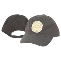 Chicago Bears Tattered / Weather Adjustable Baseball Hat - Charcoal by NFL. $3.98. This baseball hat is ripped / tattered intentionally to give it that worn, aged look. Perfect for the younger fan. One size fits most ages 13+. Xx