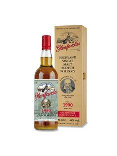 Whisky-Rarität: Edition No.19: George Buchanan