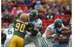 #GeneMakowsky shares his thoughts on being inducted into the Canadian Football Hall of Fame, and looks back on his career with the Saskatchewan Roughriders