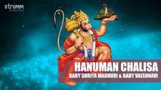 Hanuman Chalisa I Baby Shriya Madhuri & Baby Vaishnavi Hanuman Chalisa, First Encounter, Jealousy, Prayers, Spirituality, Wonder Woman, Superhero, Baby, Fictional Characters