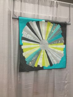 Another beauty from Quilt Con