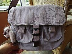Pink/Lilac KIPLING Shoulder Bag