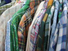 Vzorované tričká