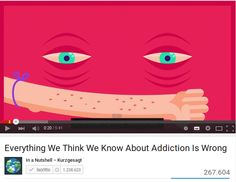 Un nuovo modo di considerare la dipendenza / Everything We Think We Know About Addiction Is Wrong , Everything We Think We Know About Addiction Is Wrong e Addiction: What to Do When Everything Else has Failed