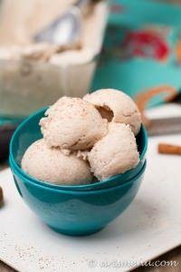 Chai Spiced Coconut Cream Ice Cream Recipe