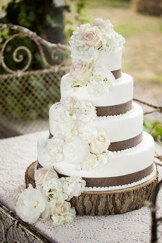 Shabby Chic Alabama Farm Wedding Wedding Real Weddings Photos on WeddingWire