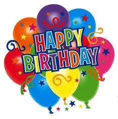 Happy Birthday to our son-in-law (Todd Byars) Aug. Happy Birthday to our daughter (Carol Byars) Oct. Happy Birthday Ballons, Happy Birthday Clip Art, Birthday Clips, Happy Birthday Messages, Happy Birthday To Us, Happy Birthday Images, Happy Birthday Greetings, Birthday Fun, Sons Birthday