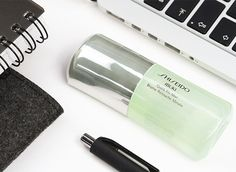 Mattify and moisturise your skin with the Shiseido Ibuki Quick Fix Mist