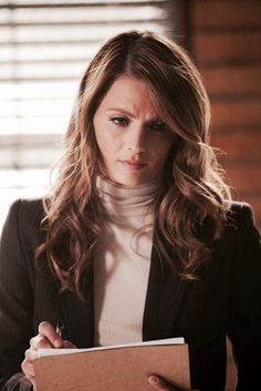 Castle, Headhunters~S4~21|| Stana Katic as Beckett