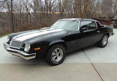 1976 Chevrolet Camaro Car