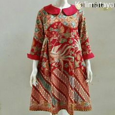 Ideas For Clothes For Work Offices Blouses Batik Fashion, 20s Fashion, Work Fashion, Hijab Fashion, Womens Fashion, Blouse Batik, Batik Dress, African Wear, African Dress