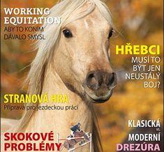 Říjen 2016 Equestrian, Magazines, Horses, Animals, Journals, Animales, Animaux, Horseback Riding, Horse