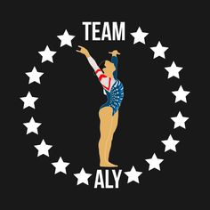 Team Aly by jordynslefteyebrow